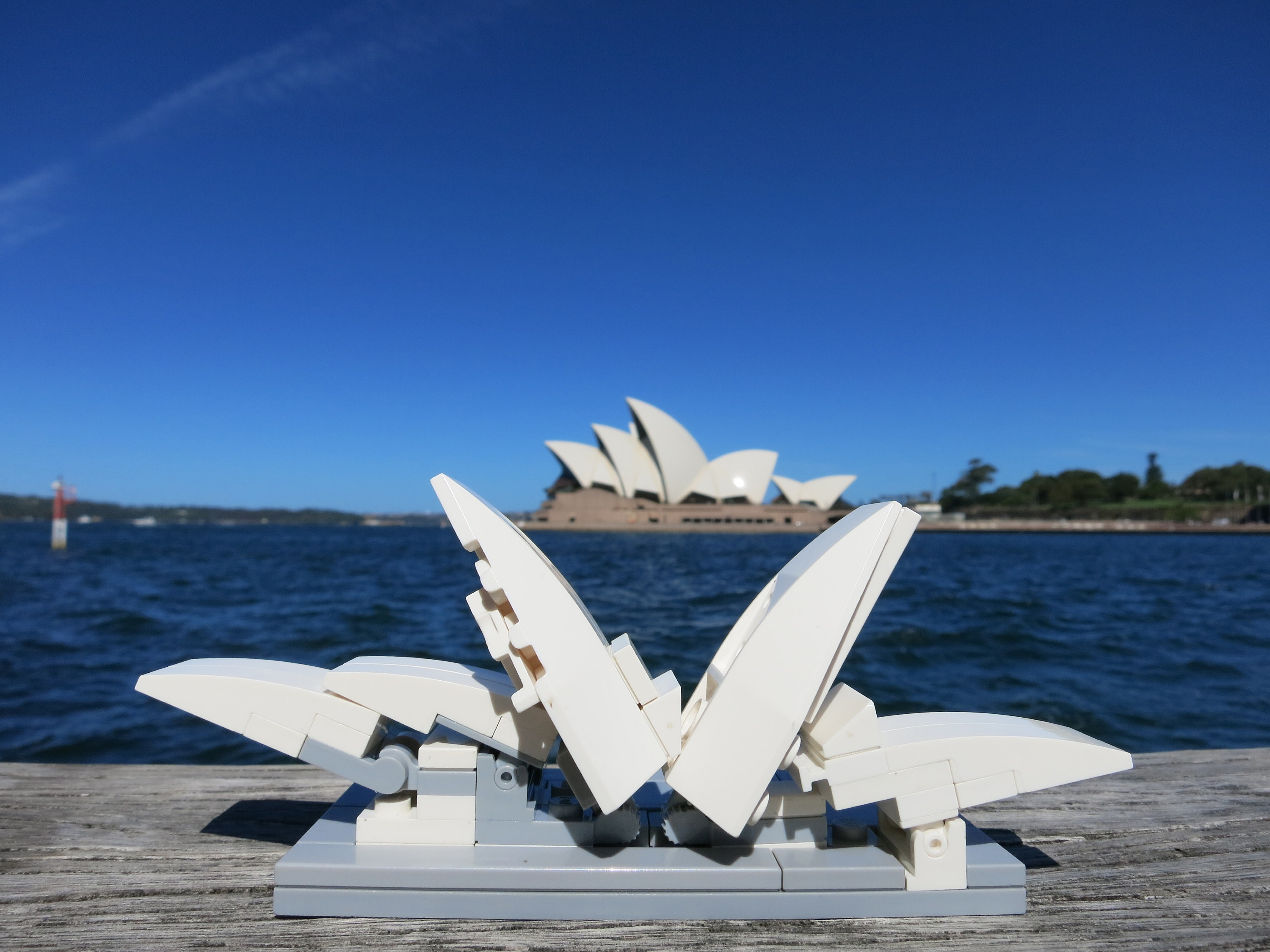 How big is Lego in Australia?