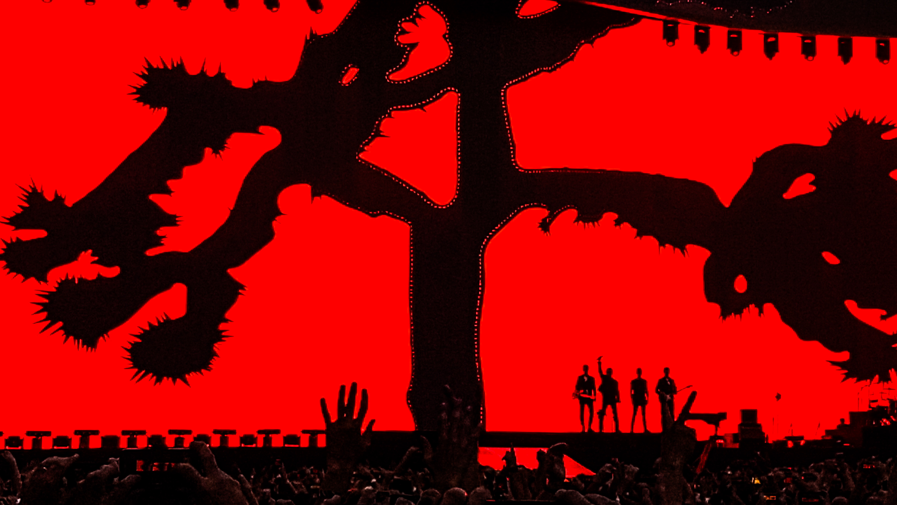 U2 announces Australian dates for Joshua Tree tour
