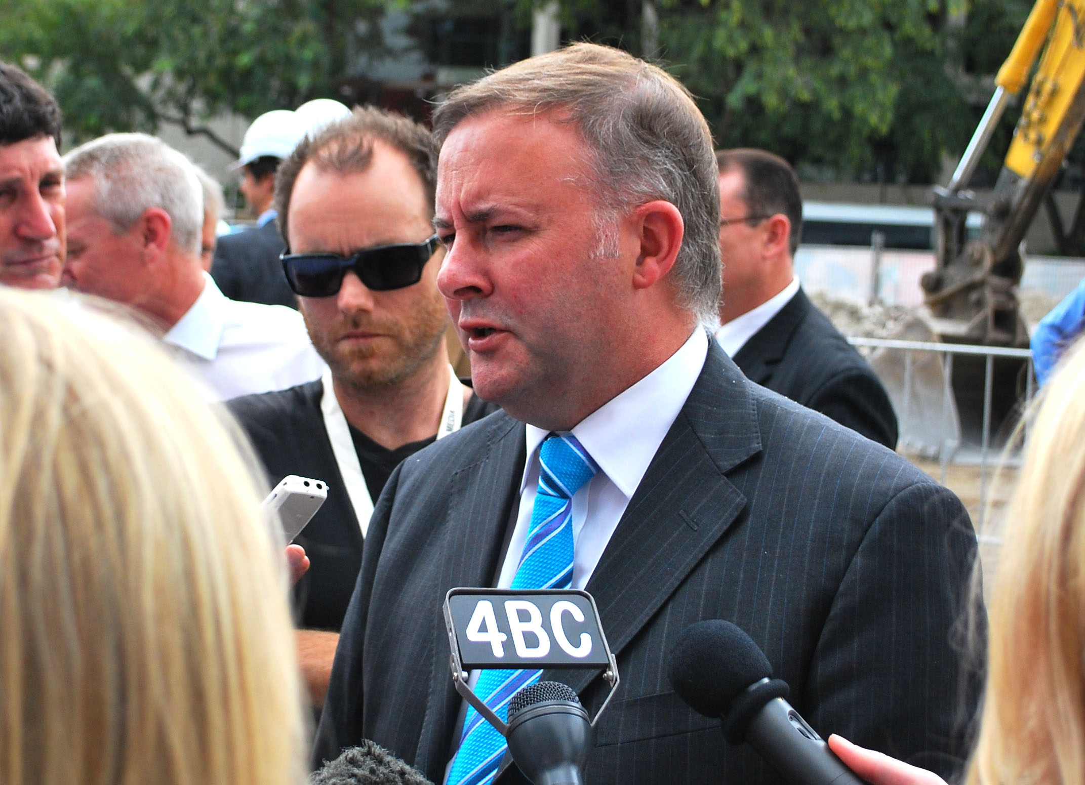 Albanese dismissed rumors that Shorten is still interested in Labor leadership