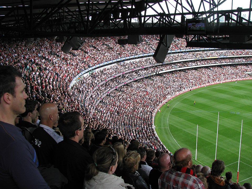 Reducing crowd violence in the AFL