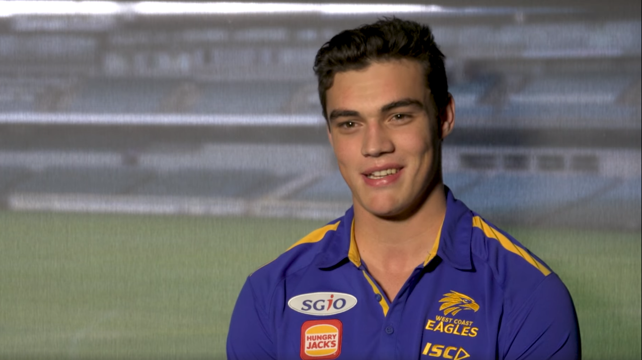 Patrick Bines: From basketballer to AFL player
