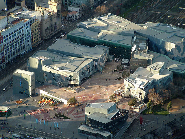 Federation Square gains heritage status