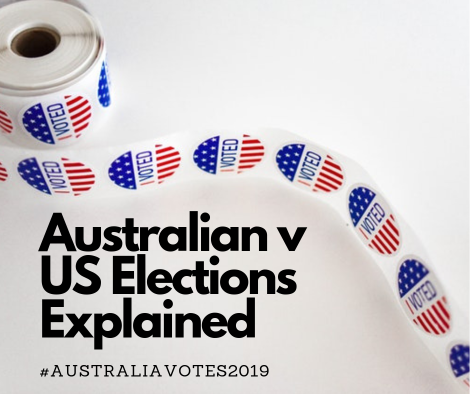 Australian and US voting