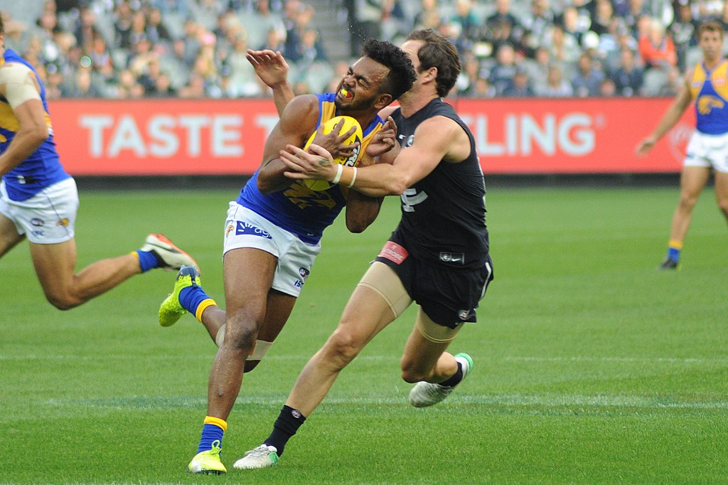 Willie Rioli faces potential four-year ban