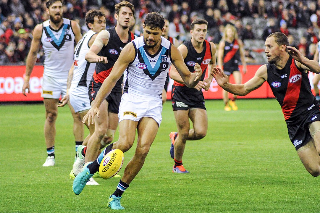 AFL: Josh Jenkins and Paddy Ryder want out
