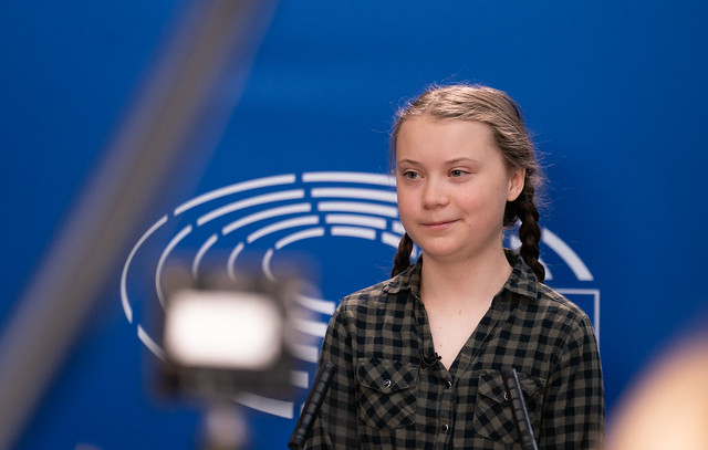 Scott Morrison responds to Greta Thunberg's speech at the UN