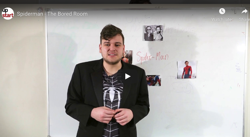 The Bored Room: Spiderman