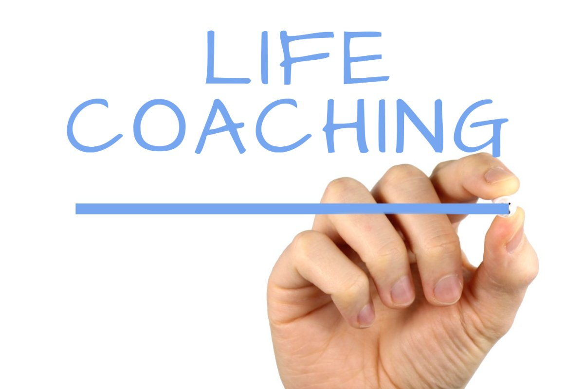 "Life coach: ""It's the best thing"""