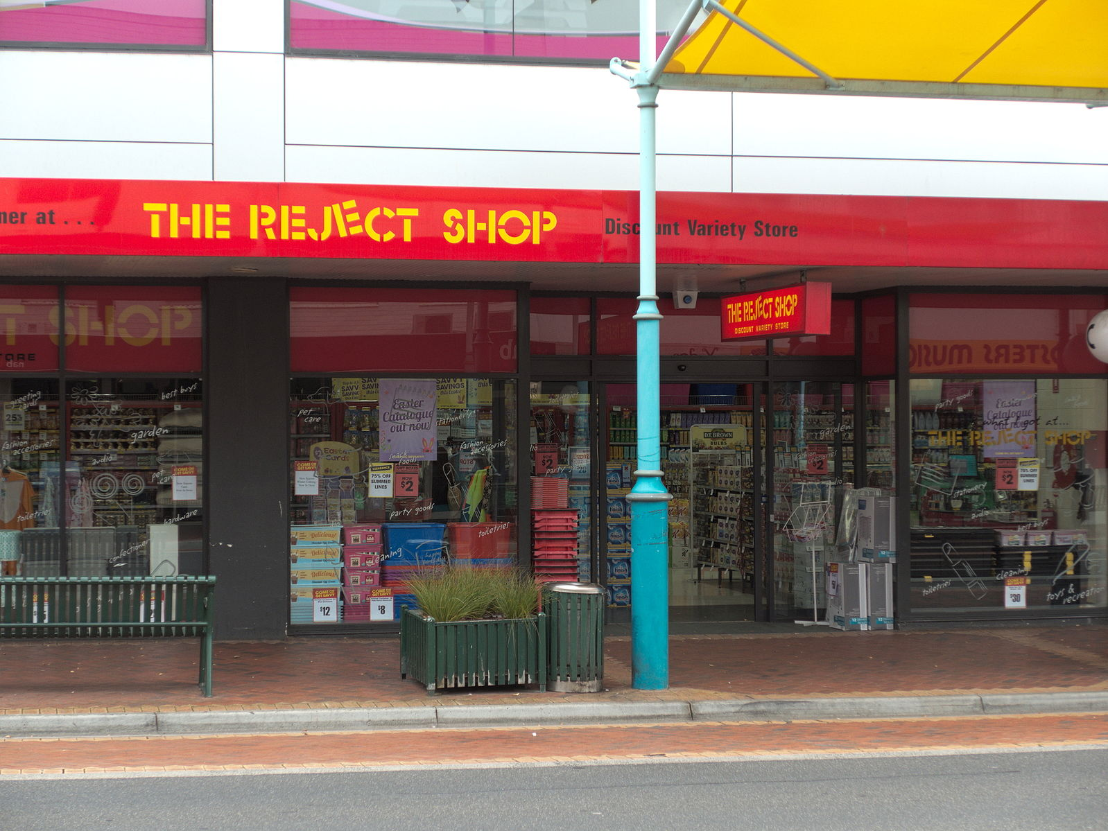 The Reject Shop sales boosted due to COVID-19
