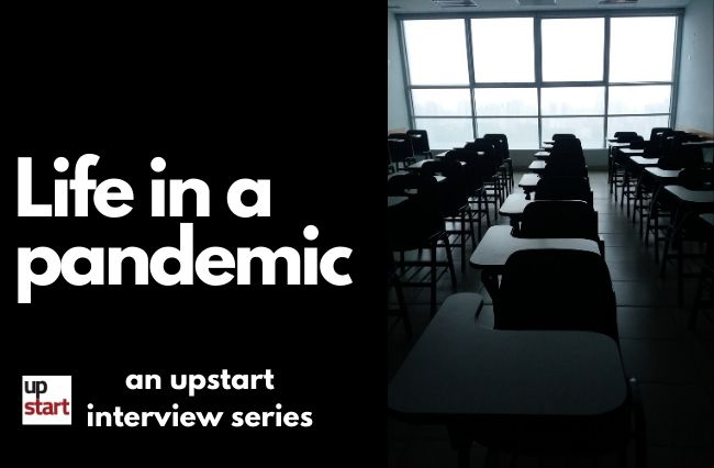 Life in a pandemic: The VCE teacher