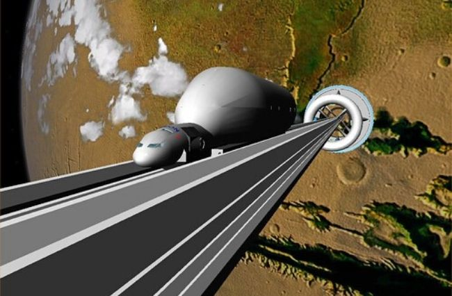 Space elevator: The next evolution in space travel?