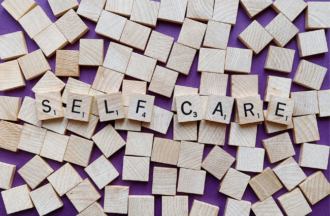Meaningful self-care starts with our mindset.