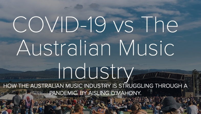 COVID-19 vs. The Aus music industry