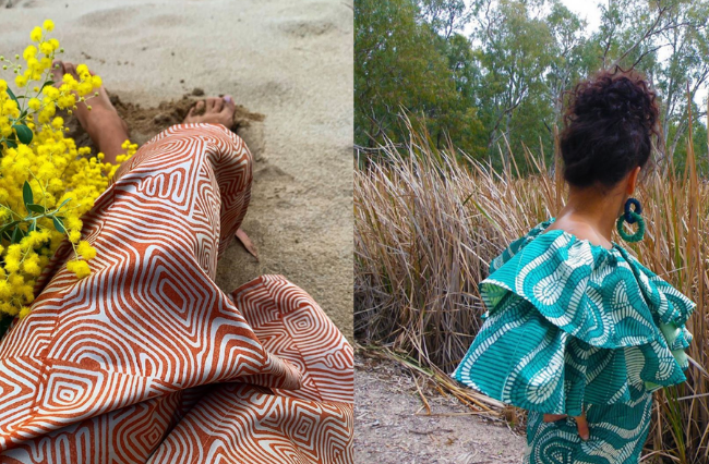 Australia's first National Indigenous Fashion Awards signal industry change