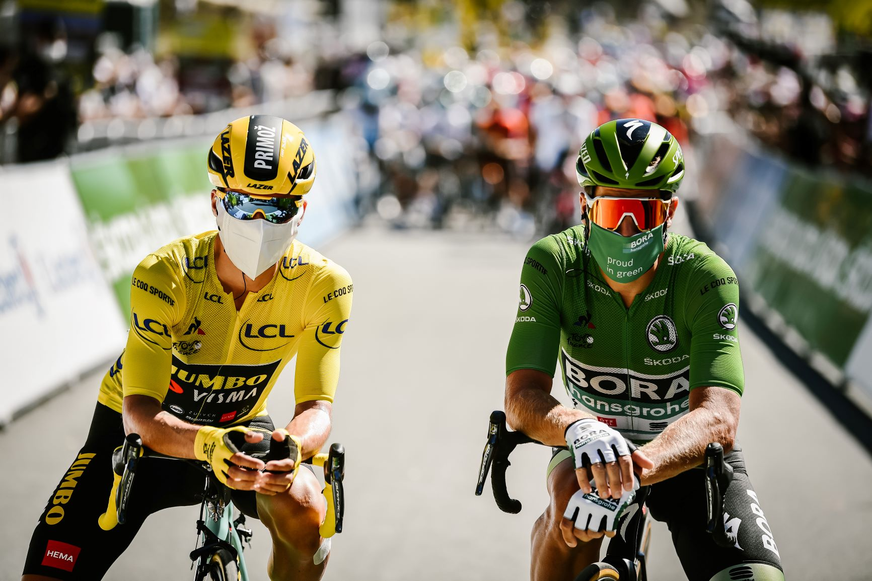 Tour de France peloton clears first COVID-19 hurdle