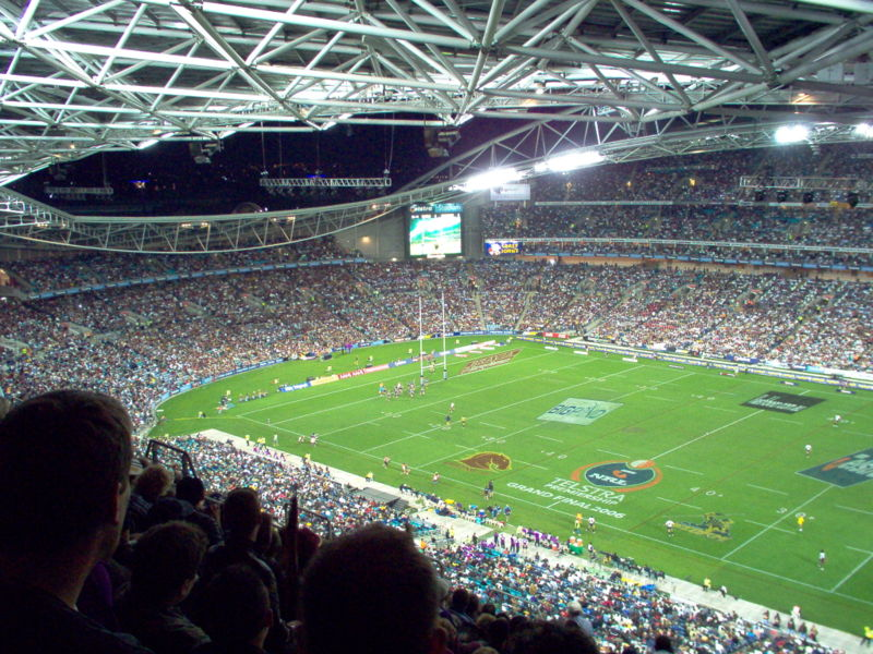 NRL to welcome 40,000 for Grand Final following venue change