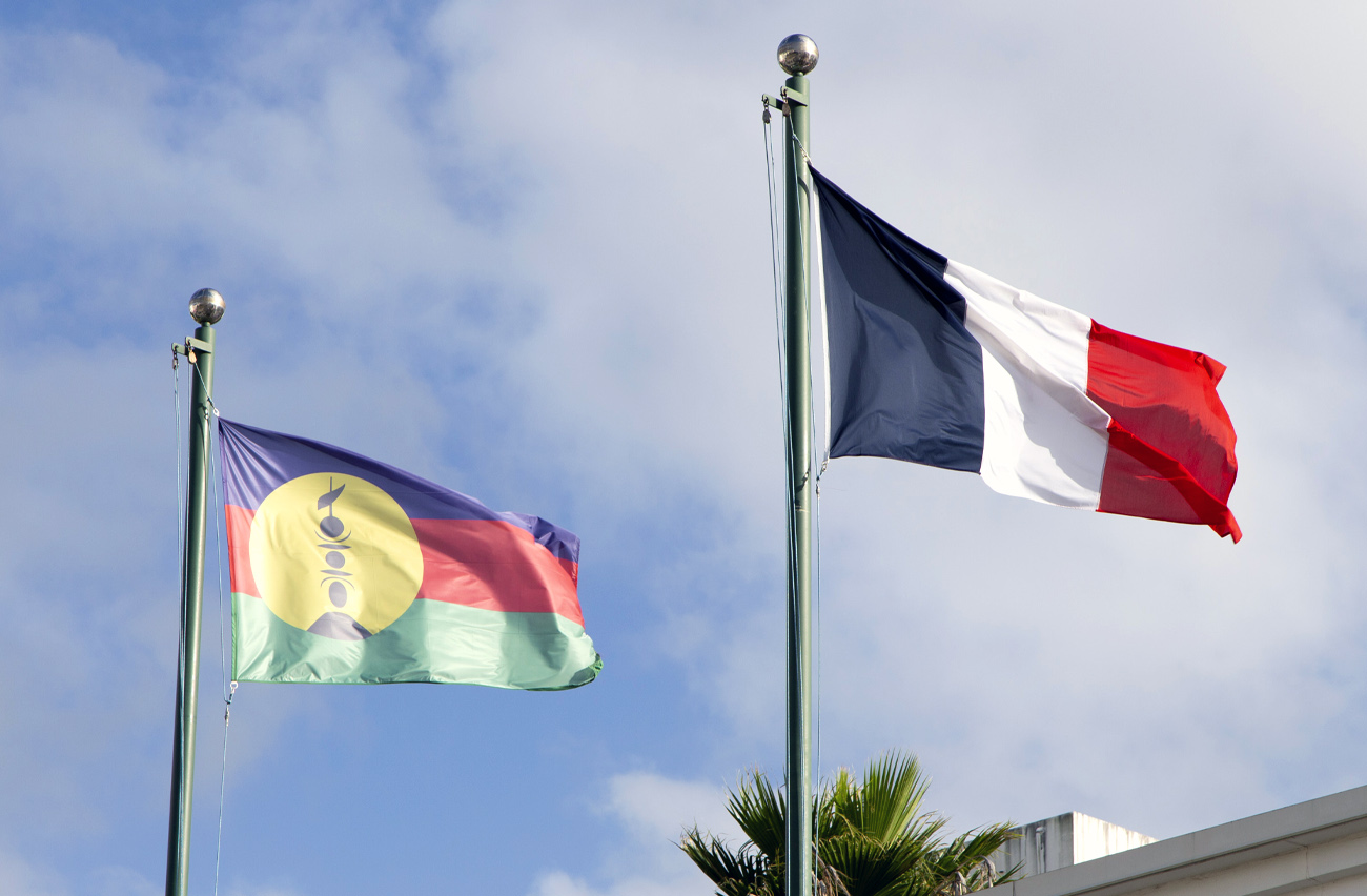 New Caledonia's vote for independence