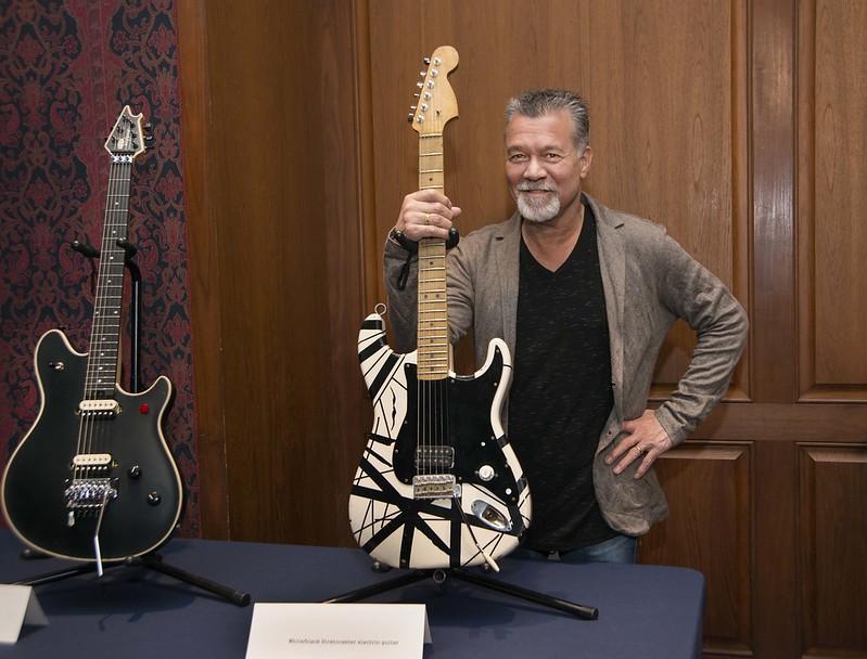 Eddie Van Halen dead at age 65