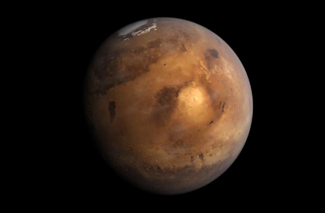 Mars is the closest it'll be to Earth for another 15 years