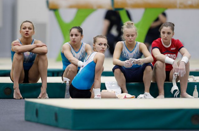Navigating the world of online gymnastics