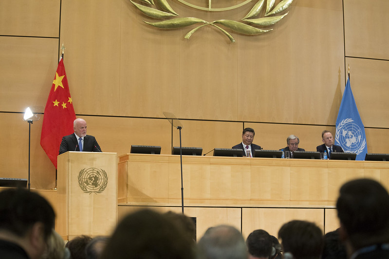 UN negotiating with China for access to Xinjiang