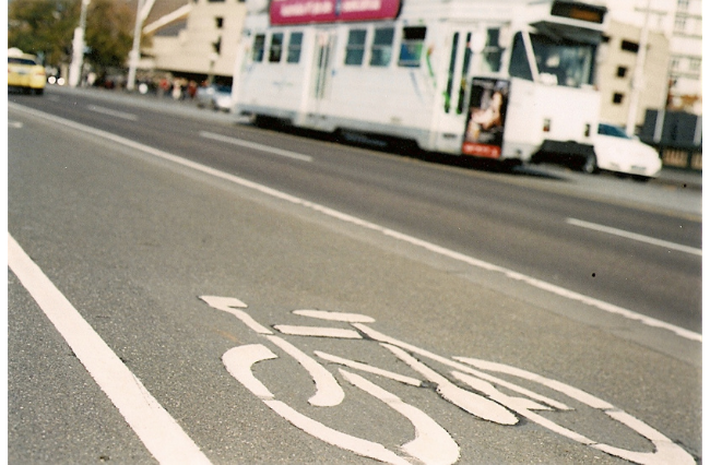 Pop-up bike lanes: A cure to congestion?
