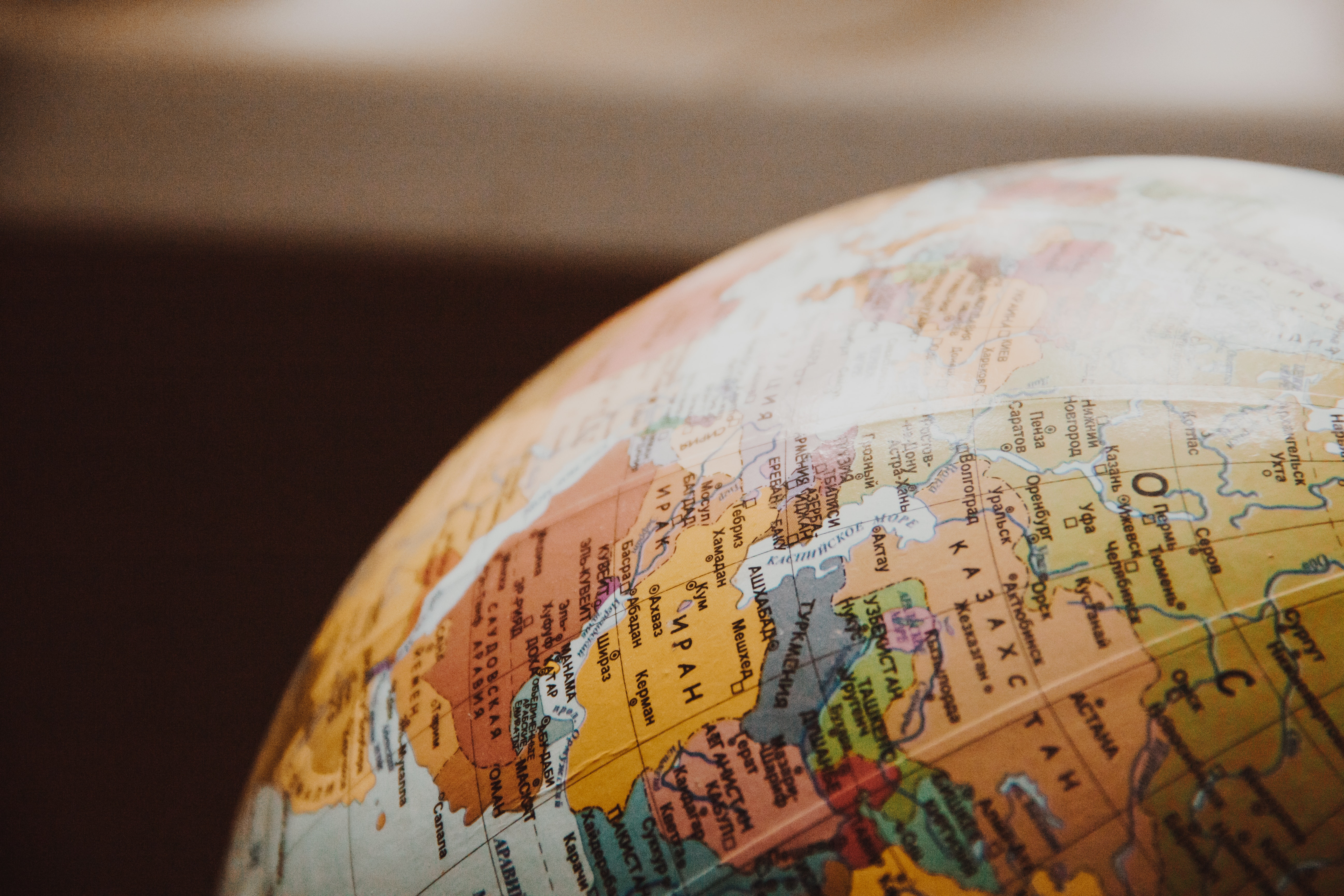 The global identity of a third culture kid