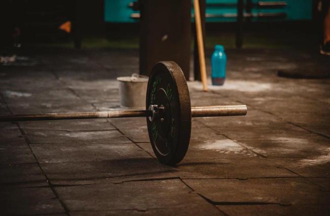 The risks and rewards of weightlifting.