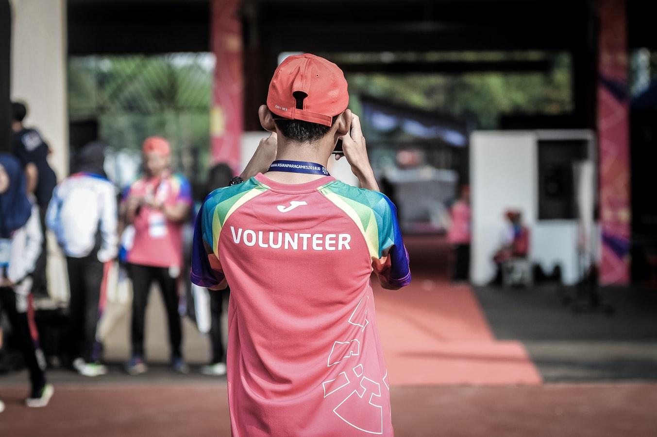 Celebrating Australia's Volunteers