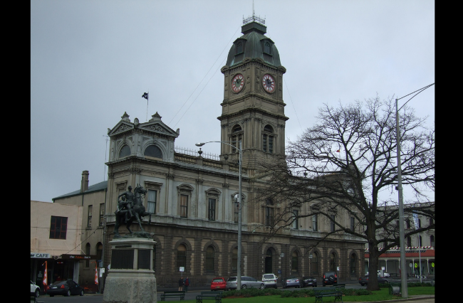 Ballarat council suspends some of its services
