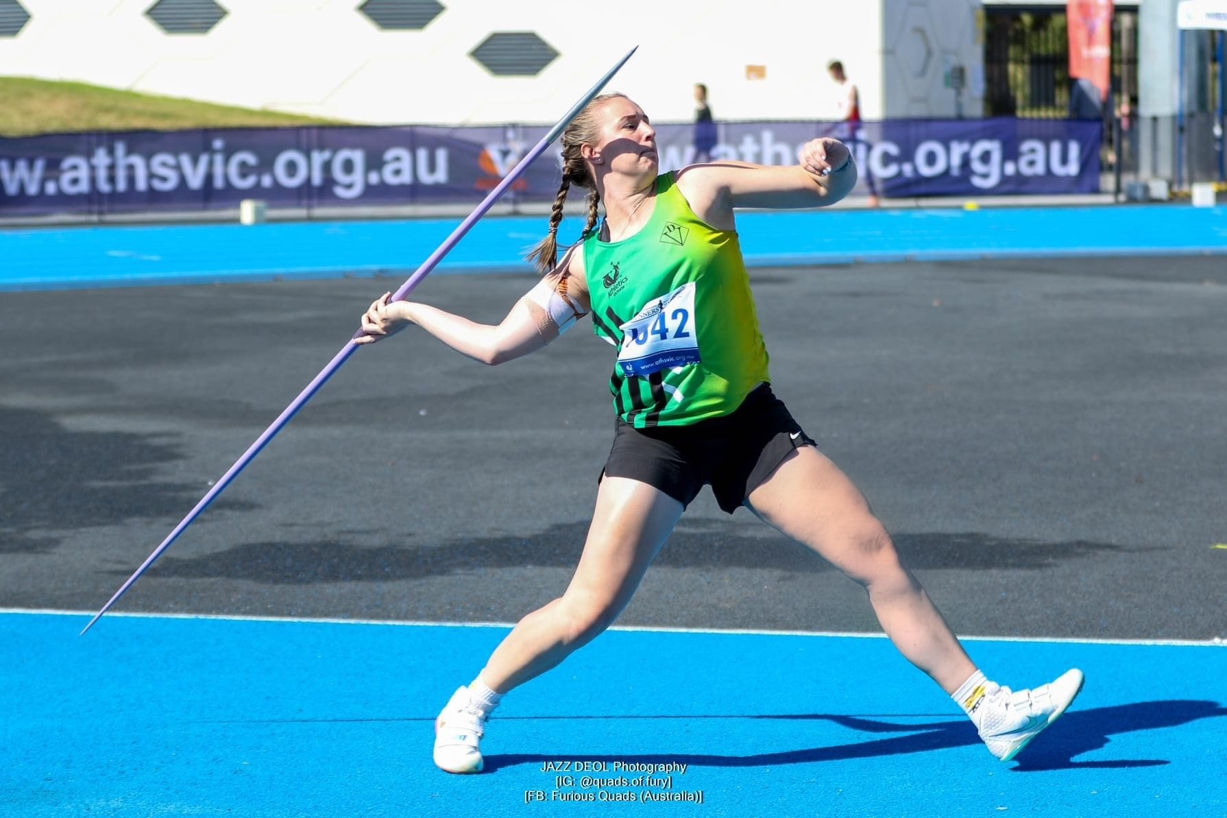 An athlete finding her motivation after COVID setbacks.