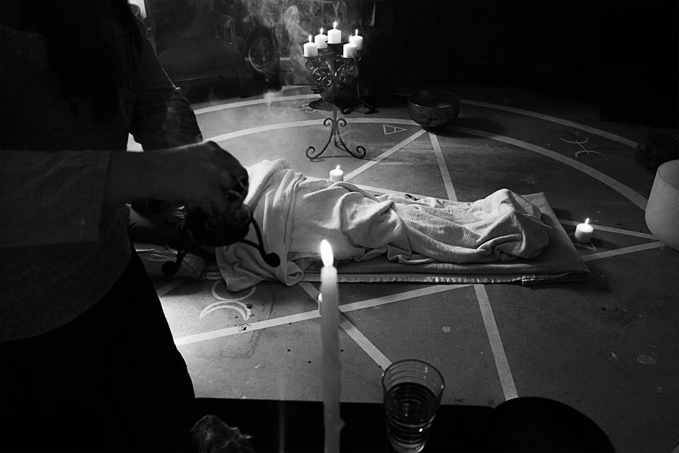 Exorcisms aren't only in the movies