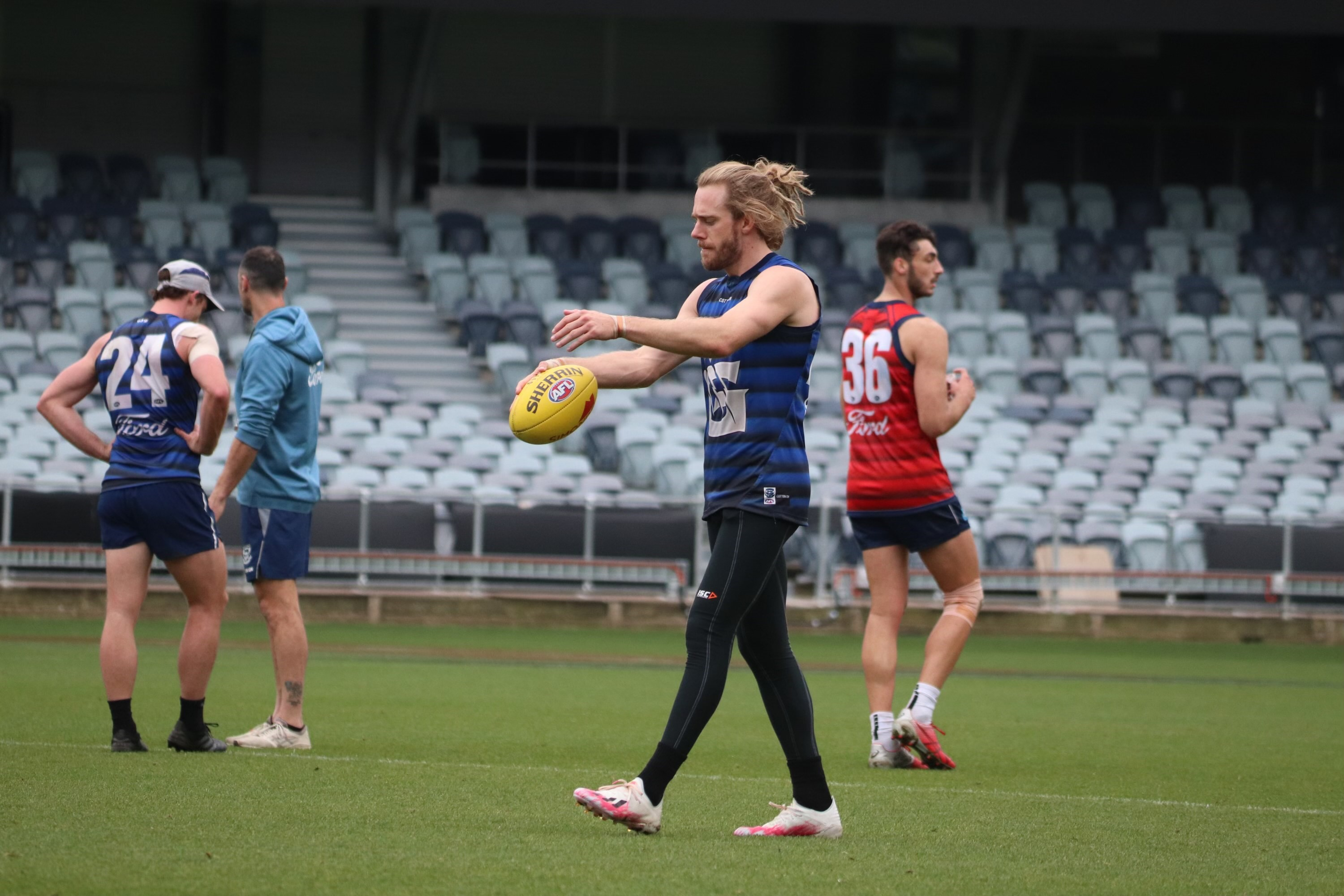 Cam Guthrie: Footy is never a chore.