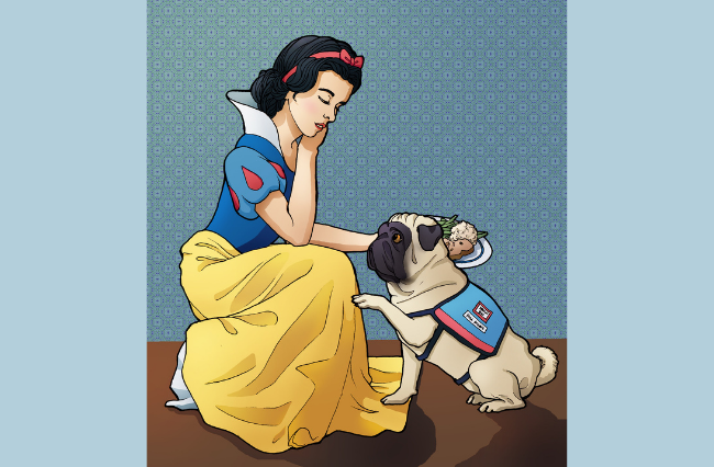Seeking Disney's first disabled princess