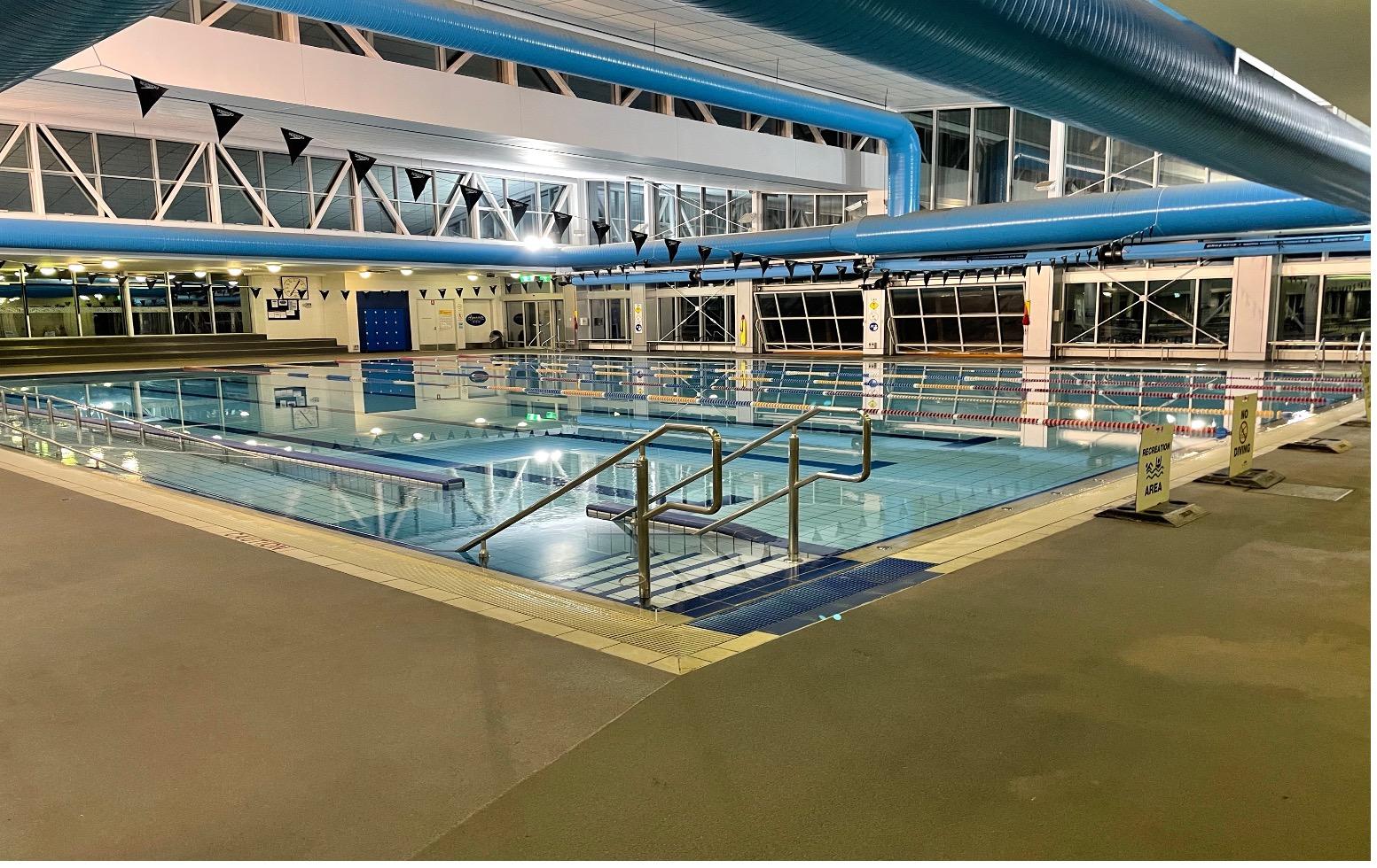 Recreational centres struggle to provide vital swimming..