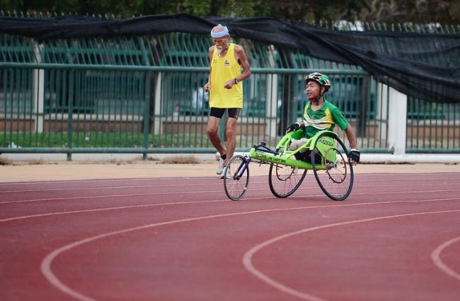 Paralympic dream over for Zakia Khudadadi