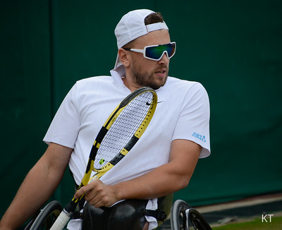 Dylan Alcott achieves history after US Open victory
