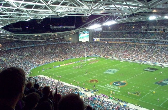NRL to potentially shift grand final to Townsville