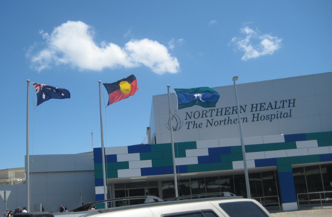 Three charged over brawl at the Northern Hospital