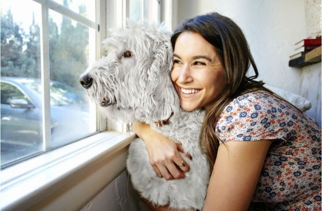 Dog therapy: The cure to pandemic loneliness?