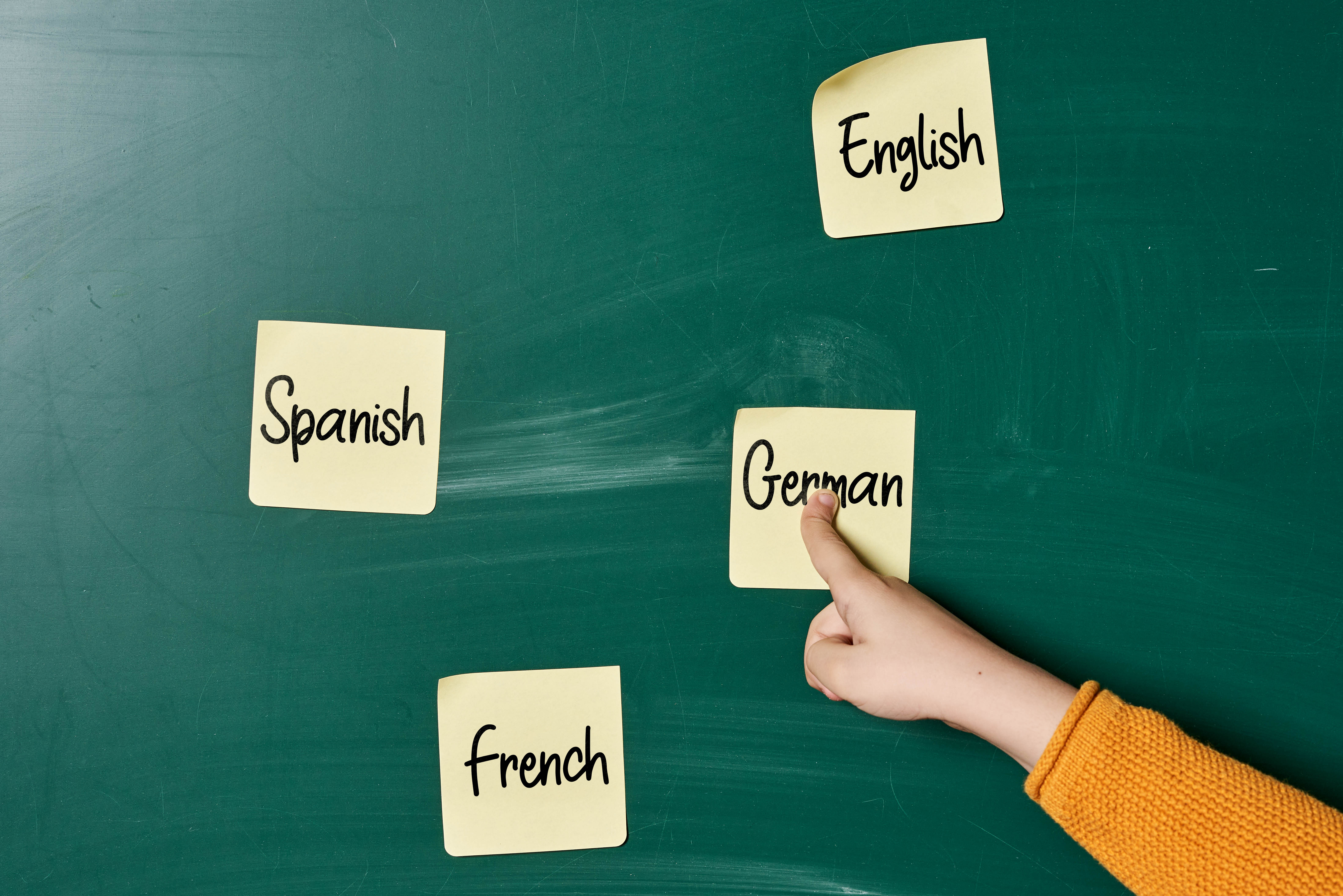 Bilingualism can open up new job opportunities.